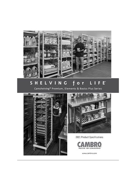 CP Metric World Camshelving Spec Book 2021