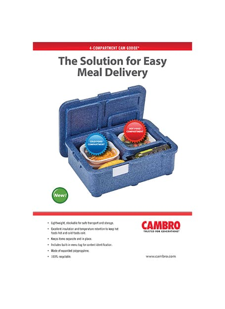 Cam GOBox Lunch Box