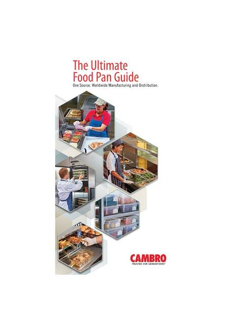 Food Pan Brochure