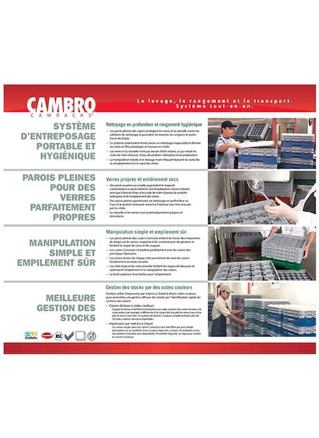 Camrack Comparison Brochure