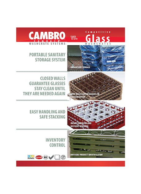 Comparison Brochure Camrack vs Open
