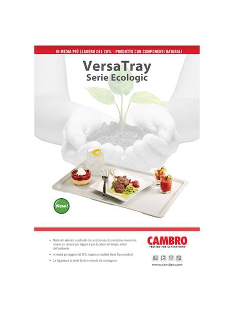 Versa Tray Ecologic Series