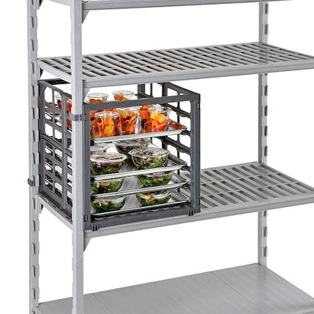 Ultimate Sheet Pan Rack for Single Shelf