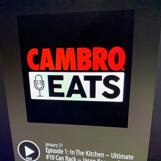 Cambro Eats