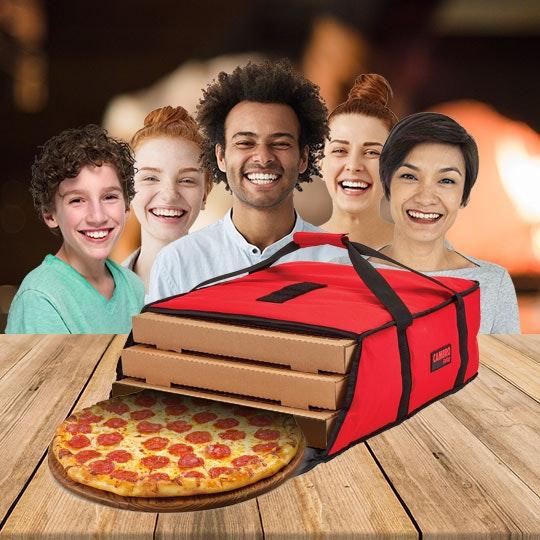 Pizza GoBag