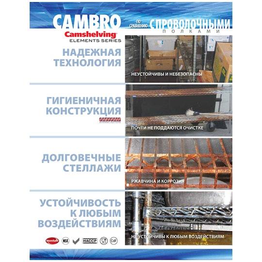Comparison Brochures