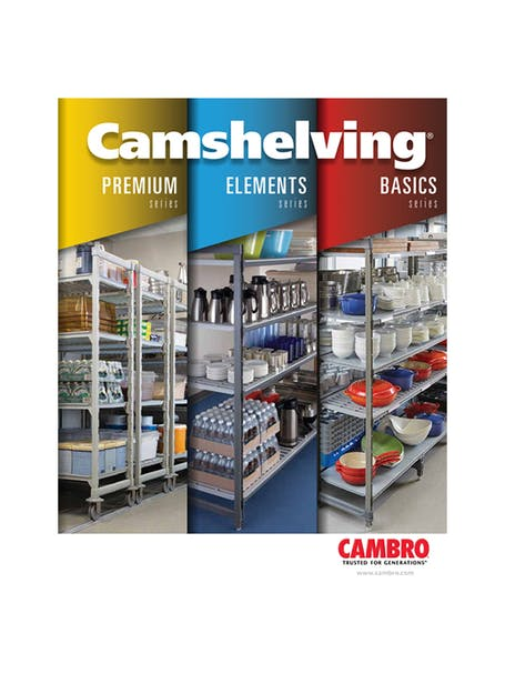 MP Camshelving Brochure
