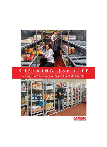 MP Camshelving Capabilities Brochure